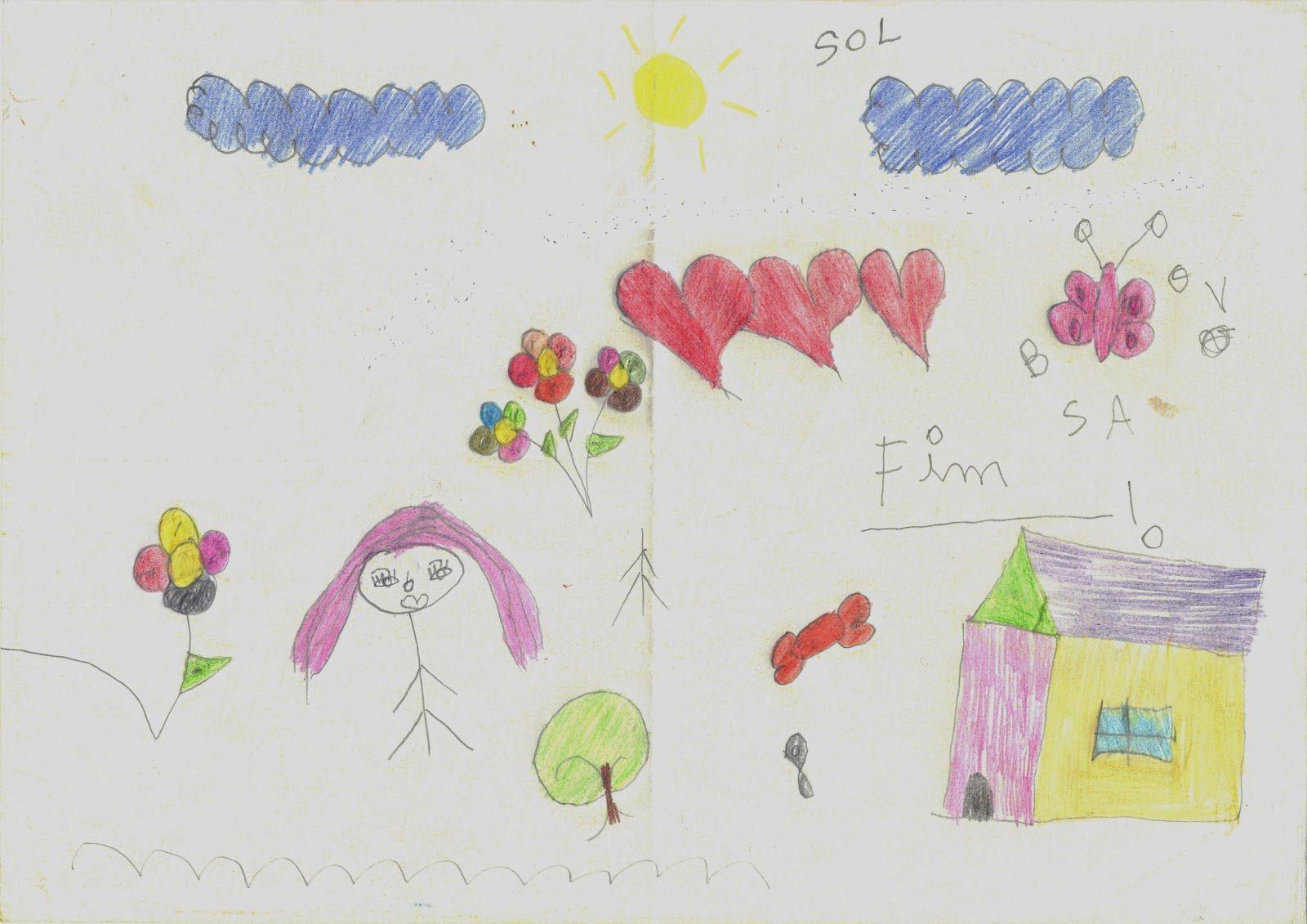 Arte Terapia  Análise De Desenho Para O Curso De Pós Graduação