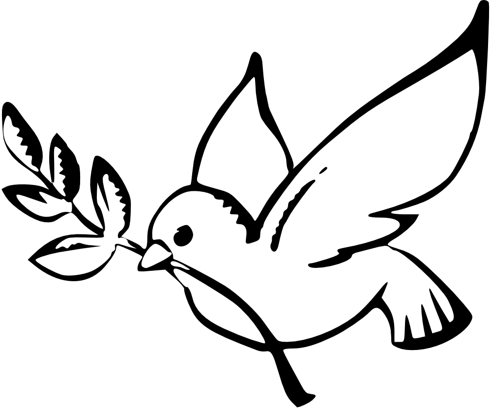 Atividades Prontas Para Imprimir  Desenhos De Paz Para Colorir
