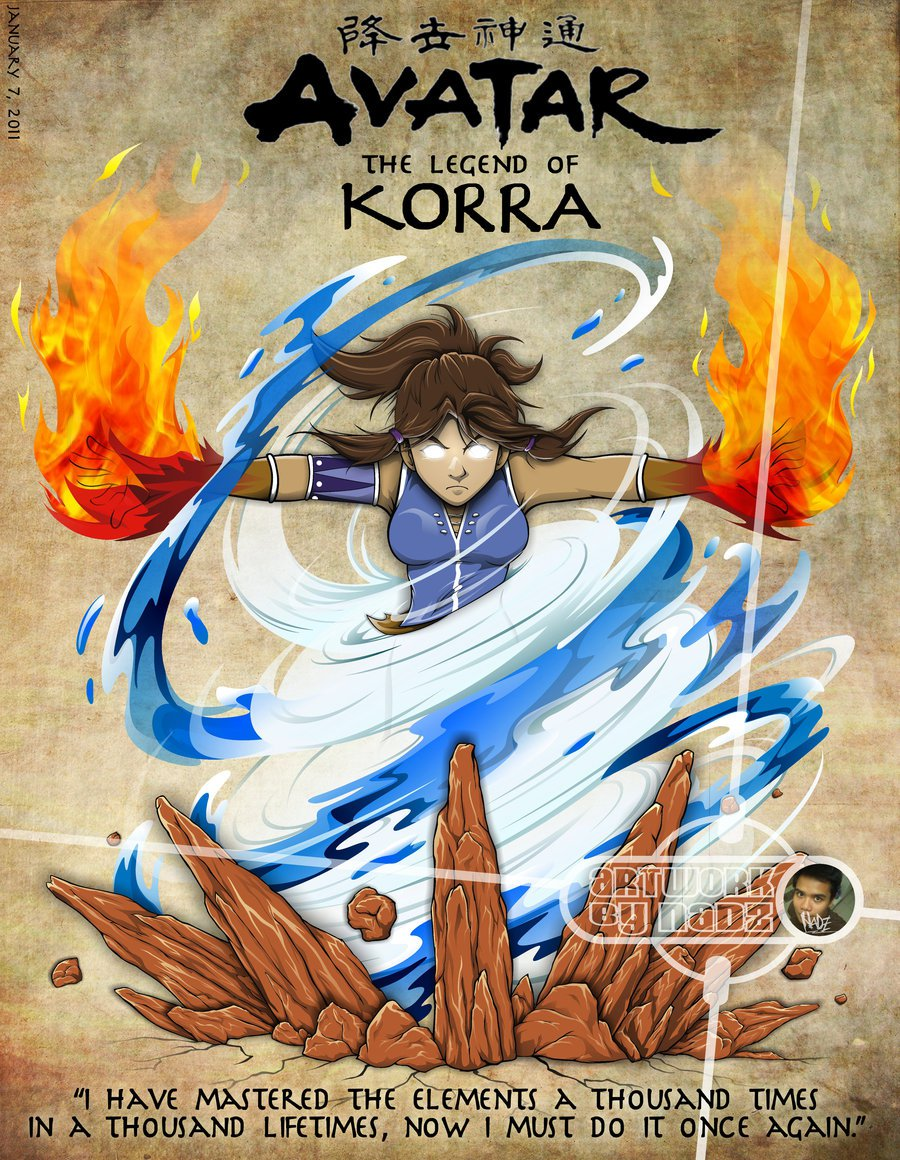 Avatar – The Legend Of Korra – Todos Os Episódios