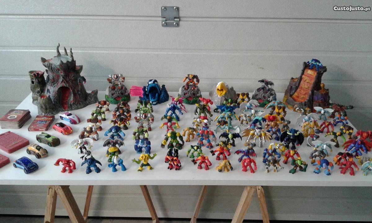 Coleção Gormiti