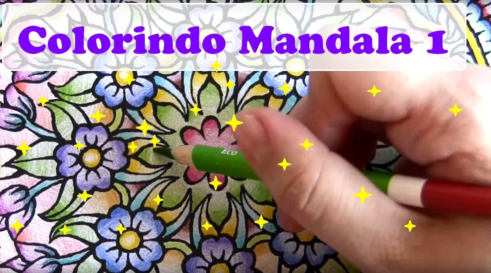 Como Colorir Mandalas Em DegradÊ
