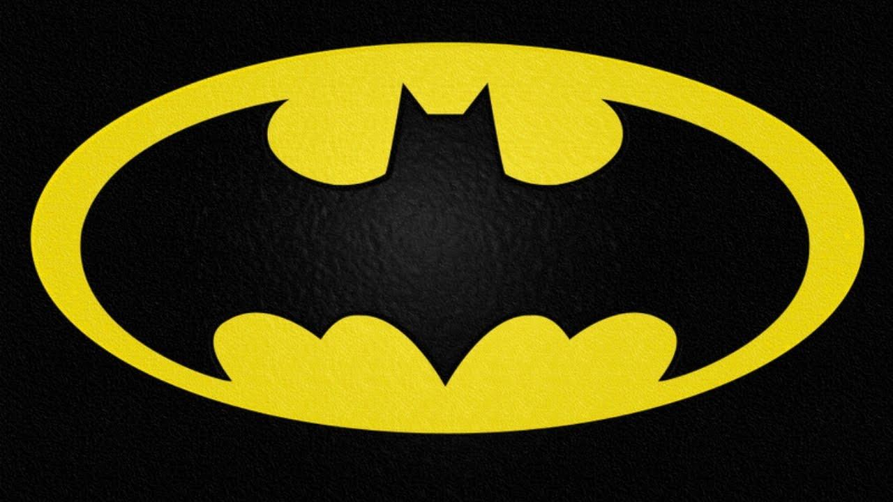 Como Desenhar O Simbolo Do Batman