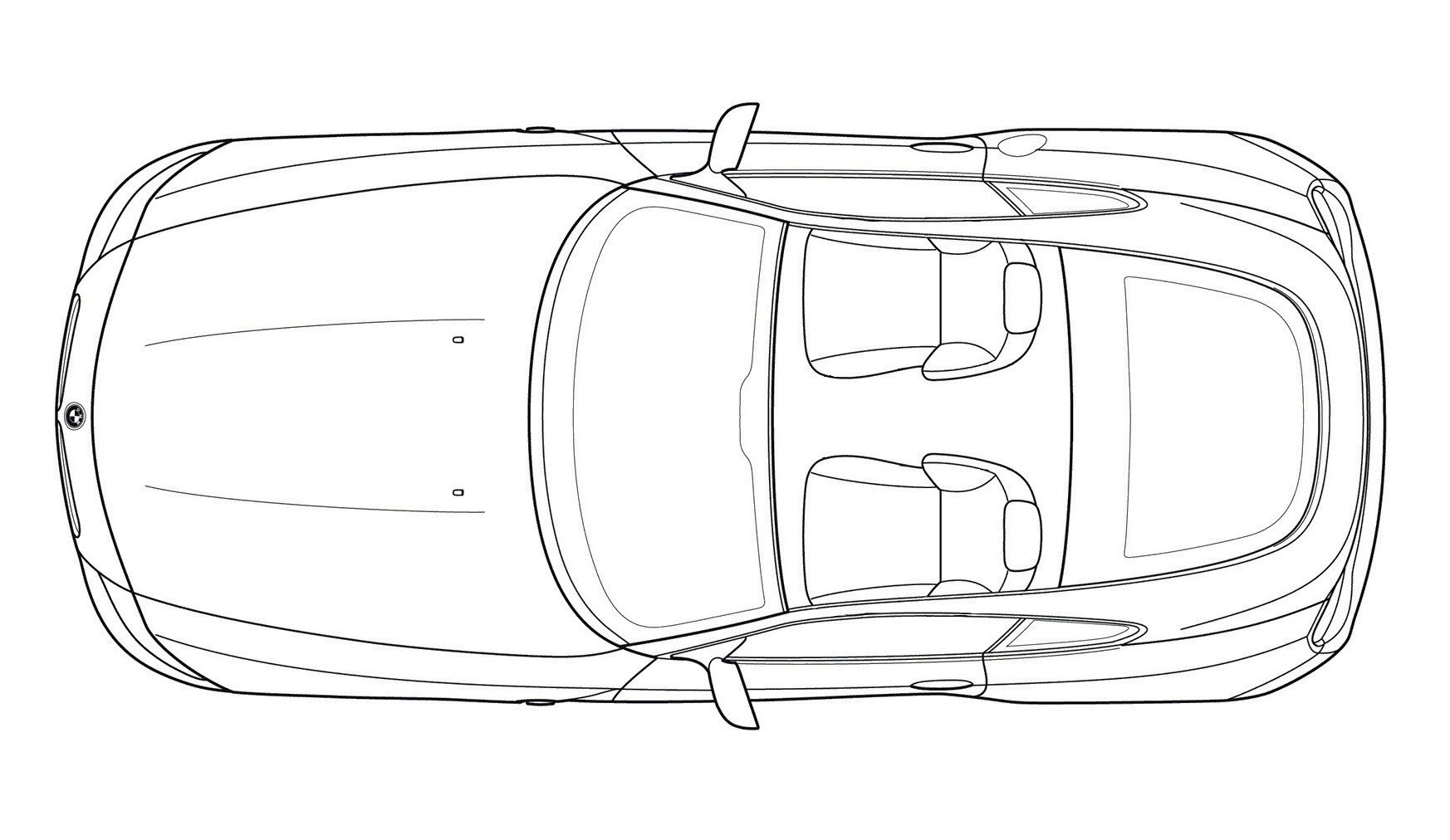 Como Desenhar Um Carro Vista