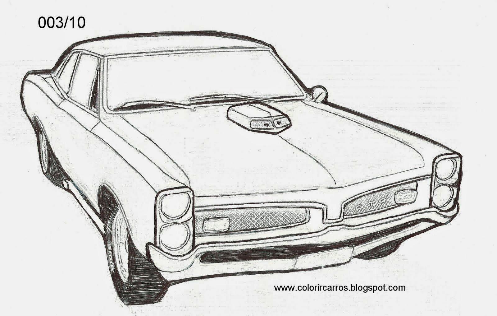 Desenhar  Como Desenhar Carros