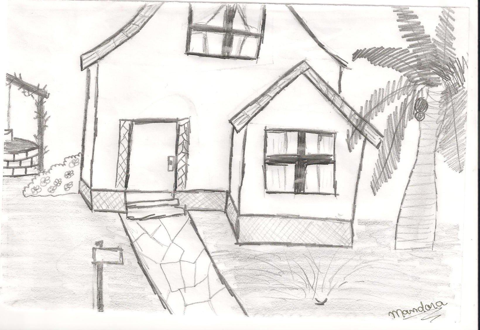 Desenhos De Paisagens Para Desenhar