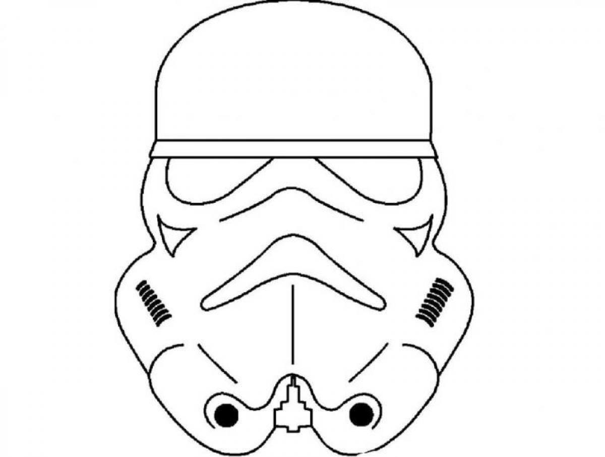 Desenho De Espadas Do Star Wars Para Colorir