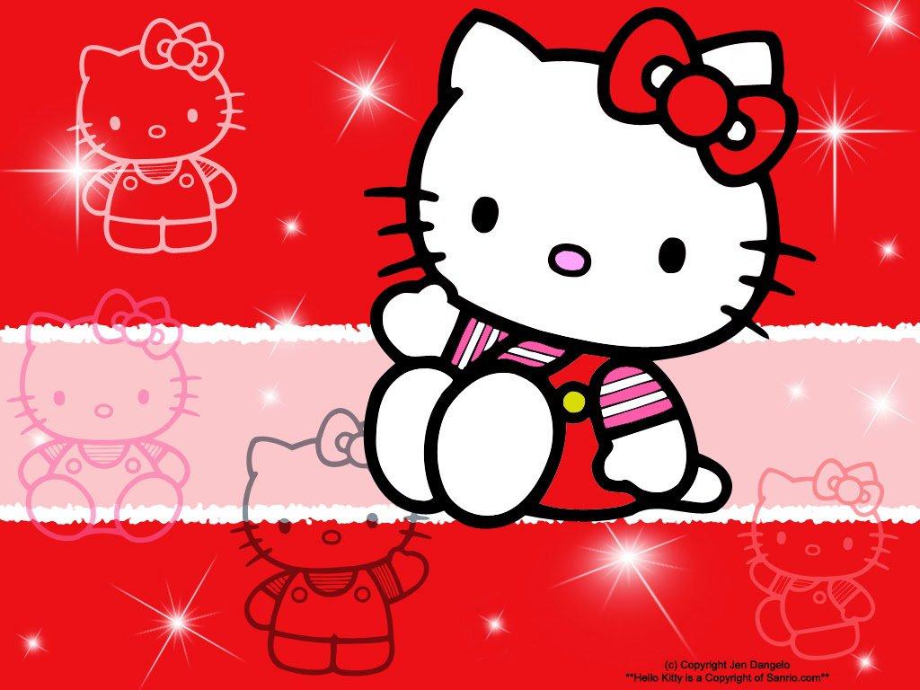Desenhos Para Colorir E Imprimir    Desenhos Para Colorir Hello Kitty