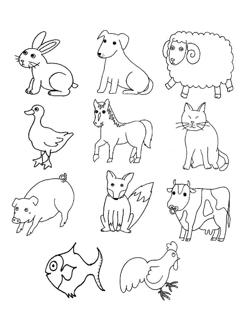 Desenhos Para Imprimir