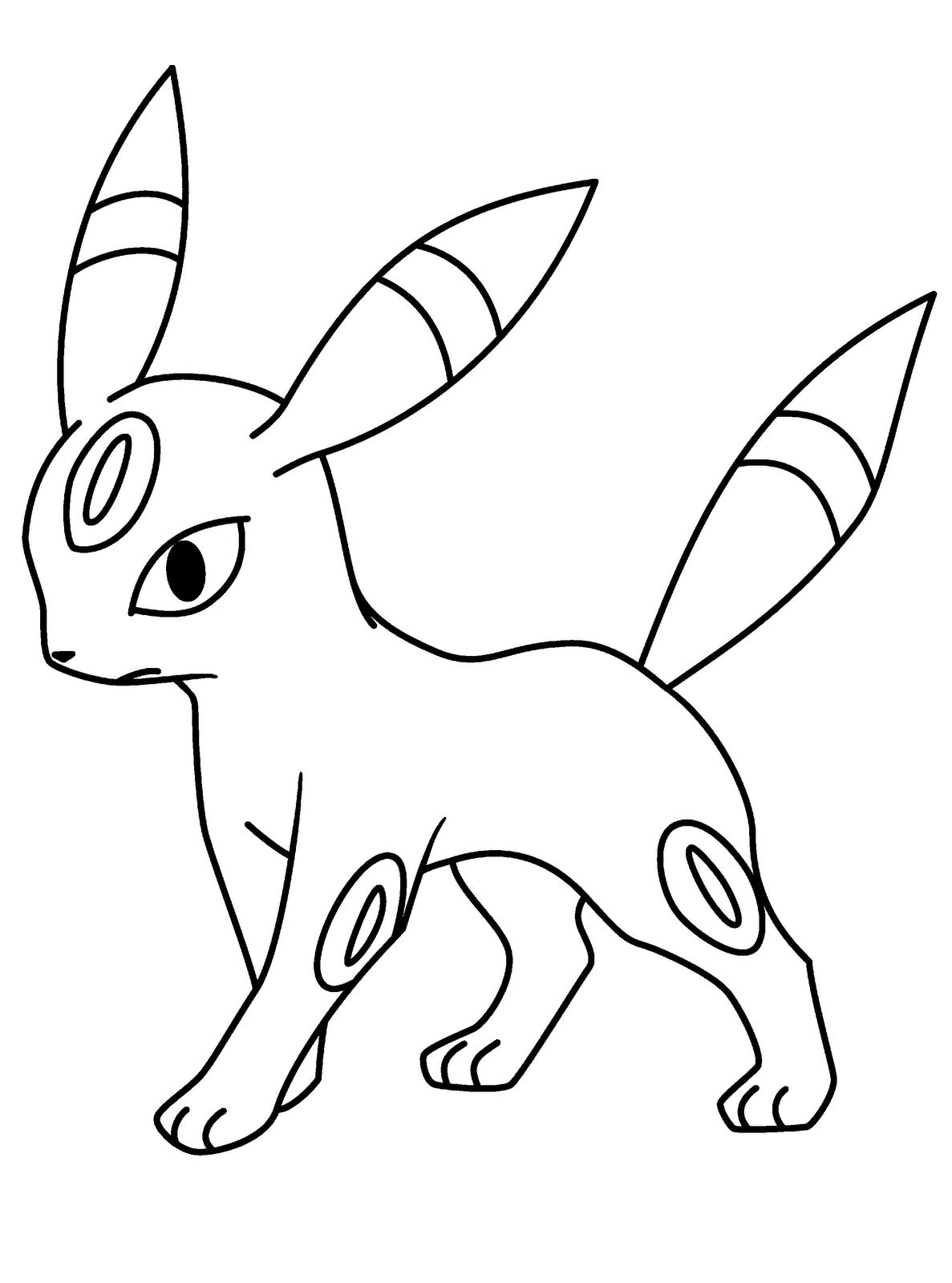 Desenhos Para Pintar De Toda A Turma Do Pokemon Aqui No