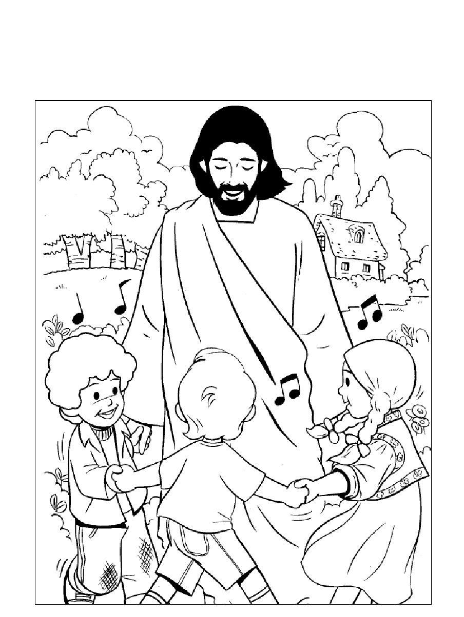 Dicas De Desenhos Bíblicos Para Colorir E Imprimir