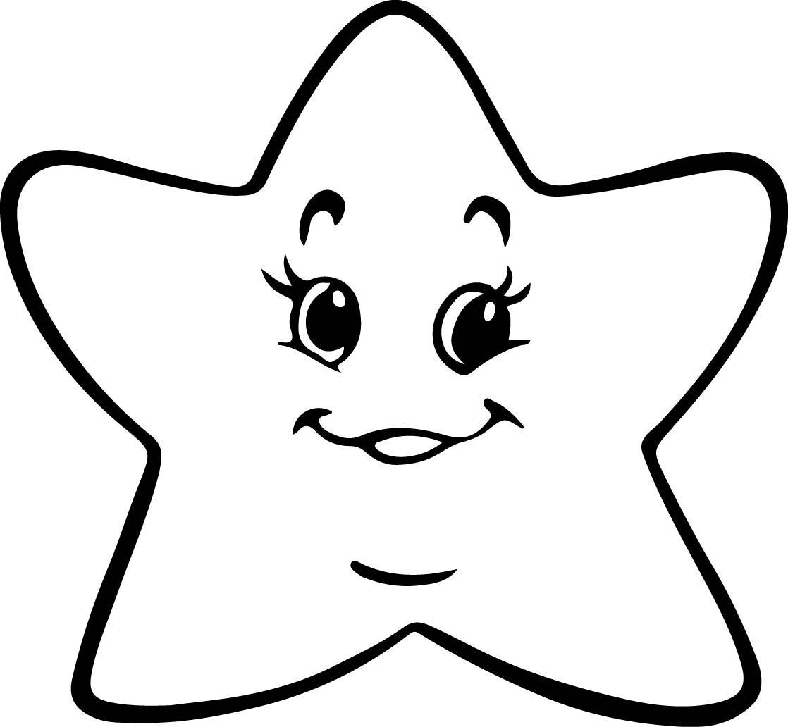 Estrelas Para Colorir
