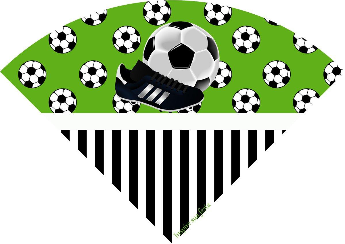 Futebol – Kit Festa Grátis Para Imprimir – Blog Inspire Sua Festa