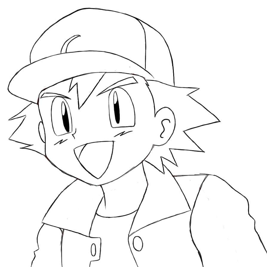 Galeria De Fotos E Imagens Desenhos Para Colorir Pokémon Sketch