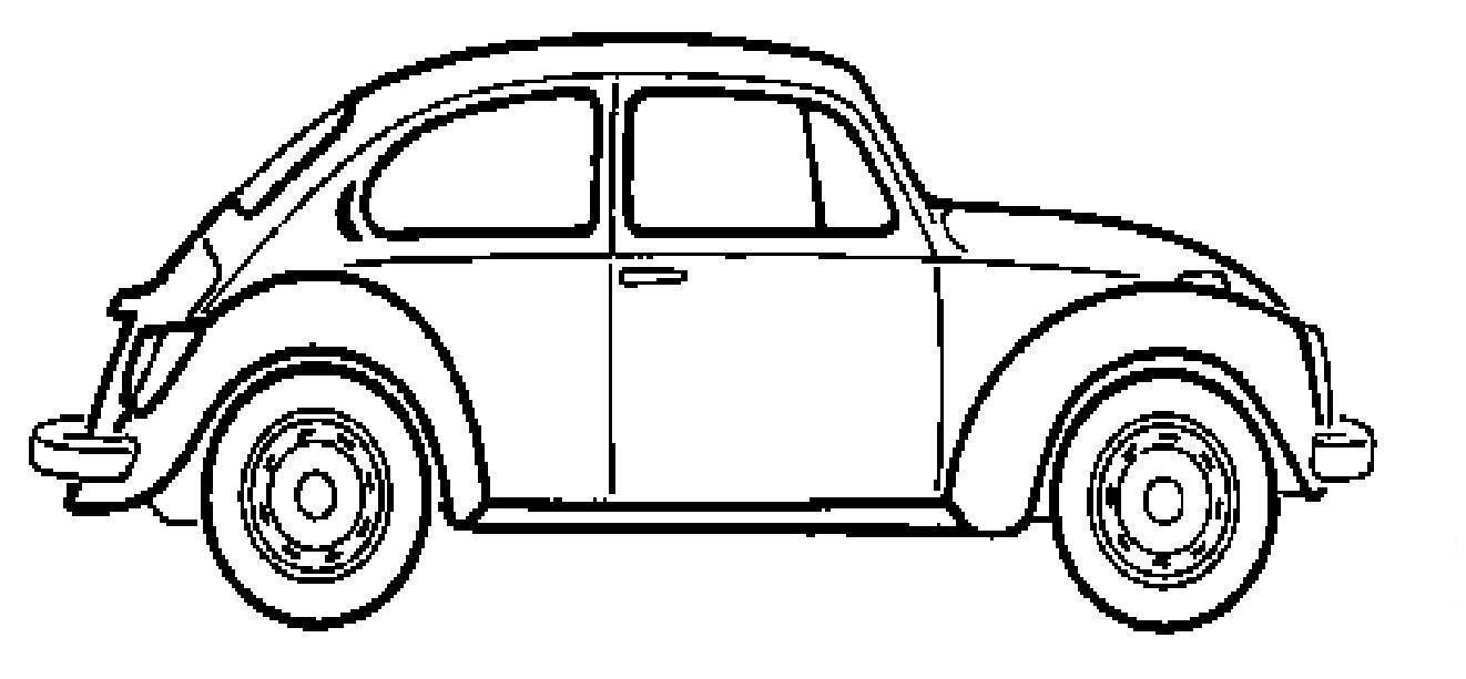 Imagens De Carros Para Colorir
