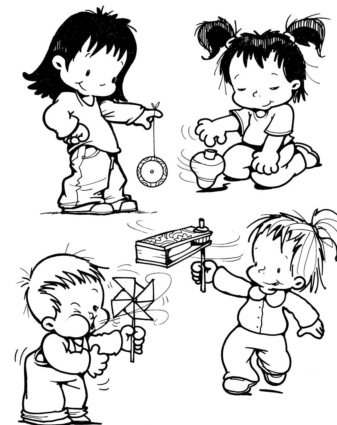 Imagens De Crianças Brincando