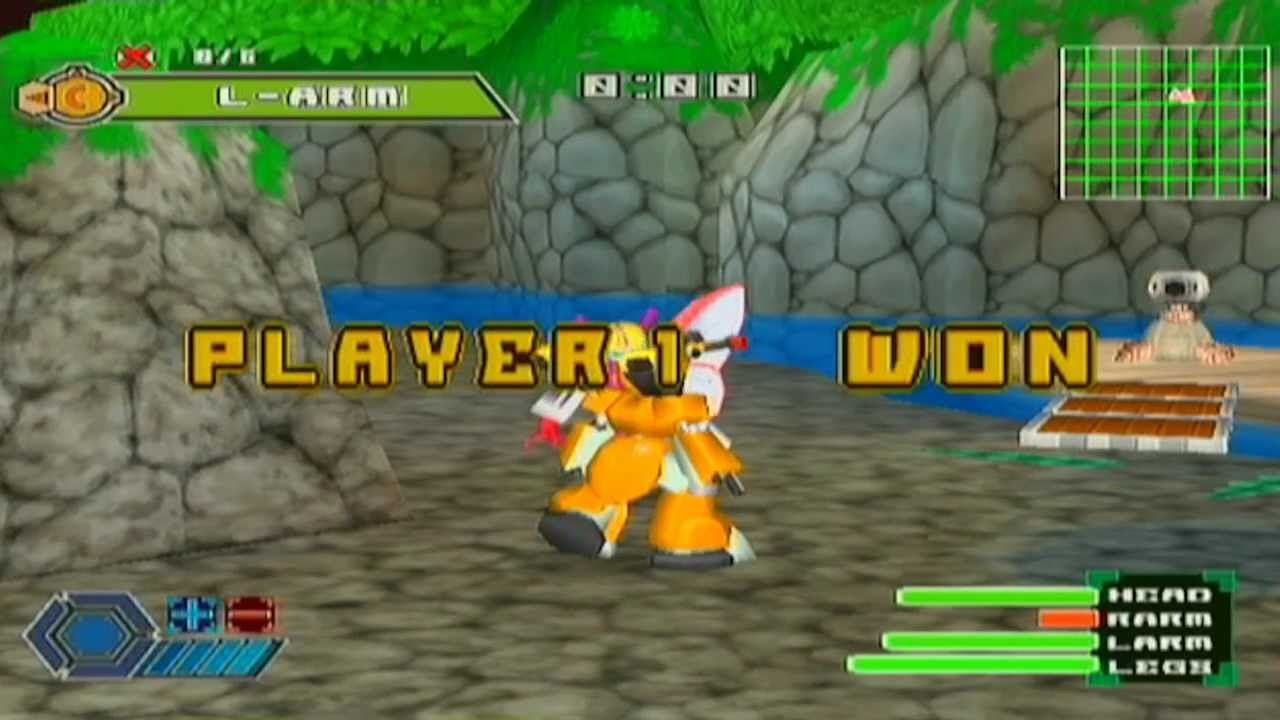 Let's Play Medabots Infinity Part 5  To The Beach!