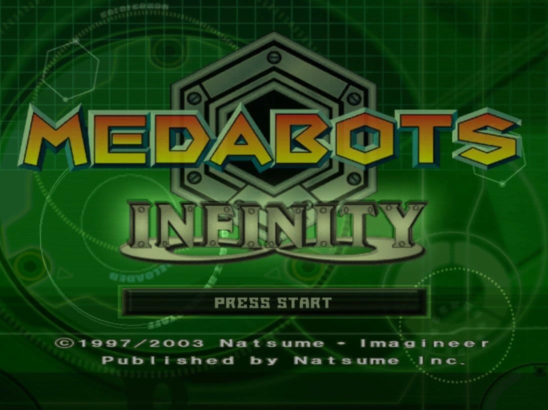 Medabots Infinity Iso   Gcn Isos