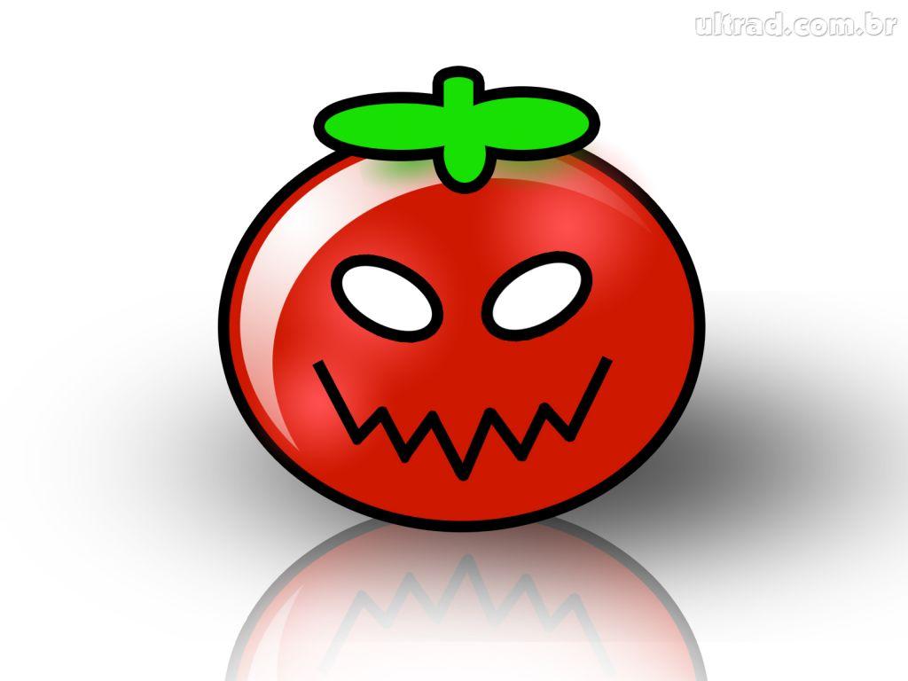 Papel De Parede Tomate Malígno