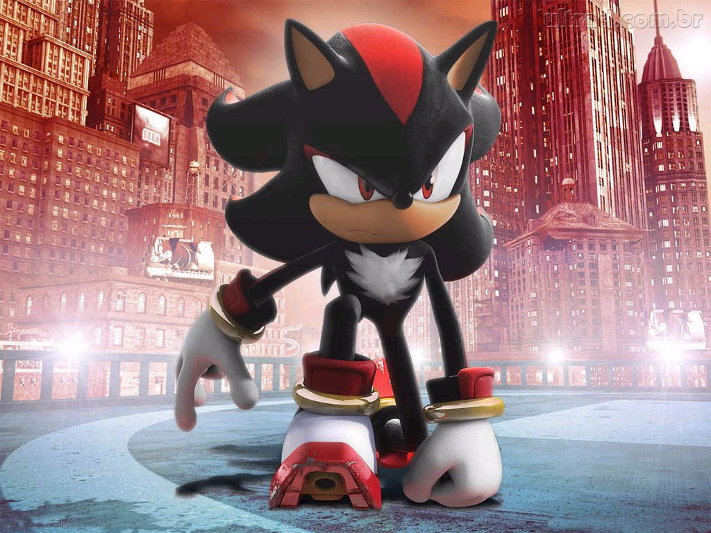 Sonic And Adventures     Personagens
