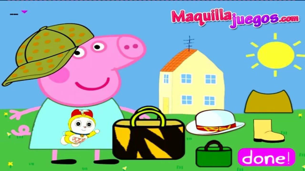 Vestir Peppa Pig Apenas Roupas De Brechó