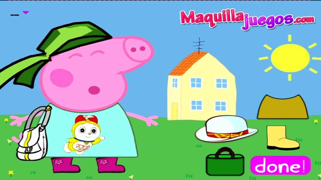 Vestir Peppa Pig Apenas Roupas De Brecho