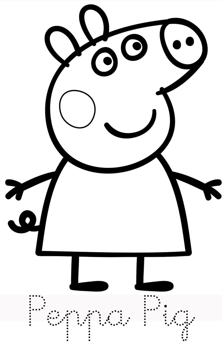 1000+ Ideas About Peppa Pig Cakes On Pinterest