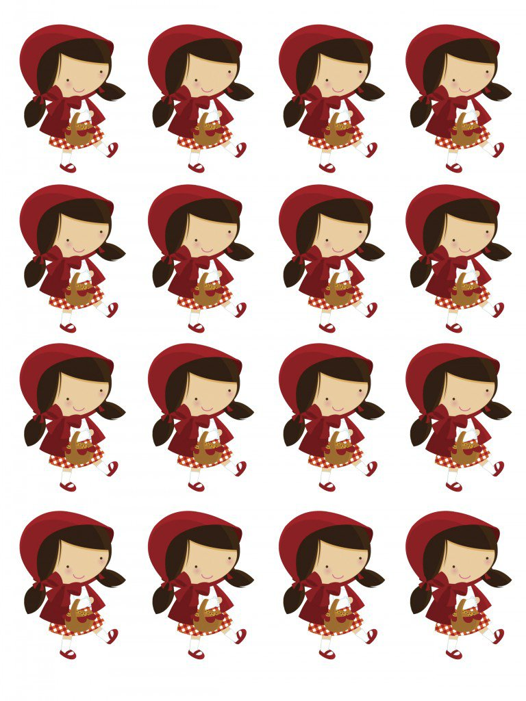 1000+ Images About Chapeuzinho Vermelho On Pinterest