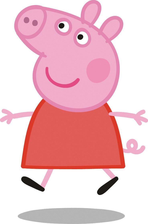 A Influência De Peppa Pig