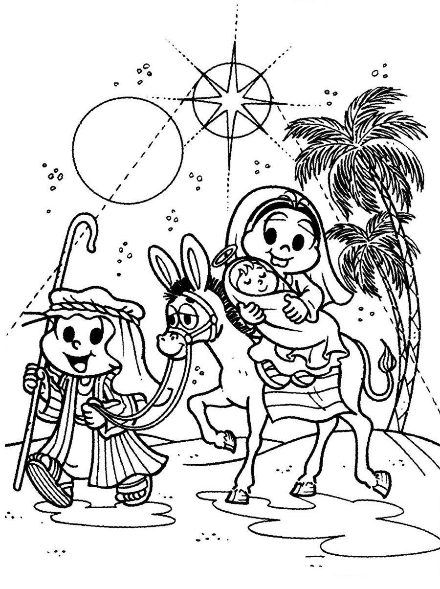 Alfabetizando Com Mônica E Turma  Mais Algumas Imagens De Natal