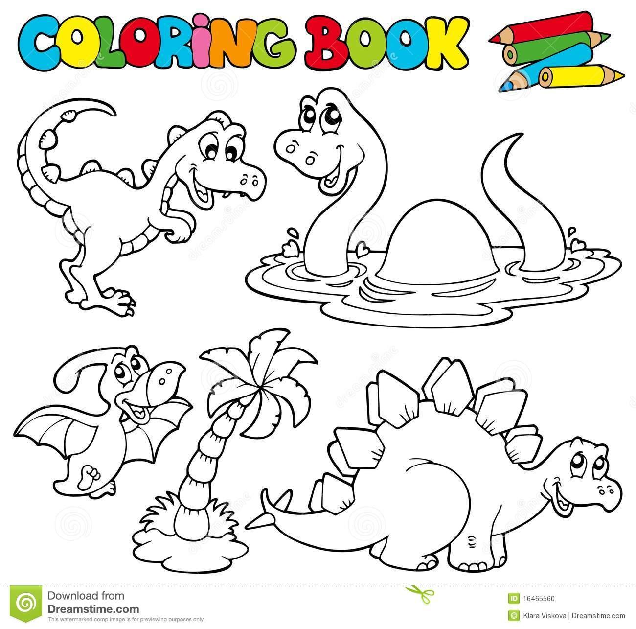 Animais Marinhos Colorindo [1] Fotografia De Stock