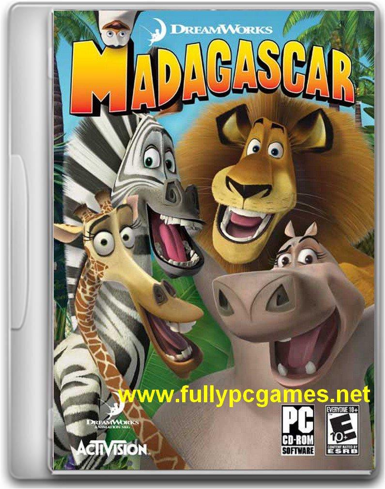 Baixar Aqui Jogos Para Celular  Madagascar 1 Game Free Download