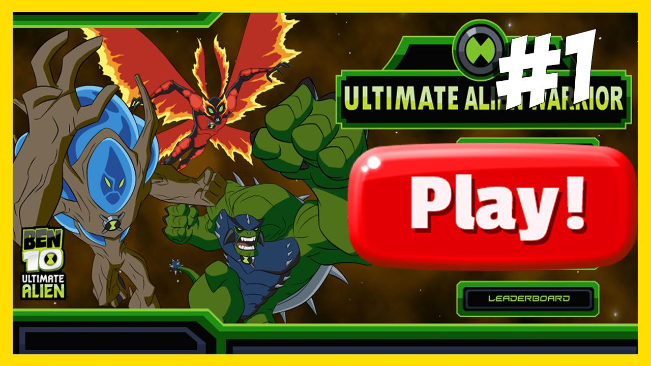 Ben 10 Ultimate Alien Warrior 2