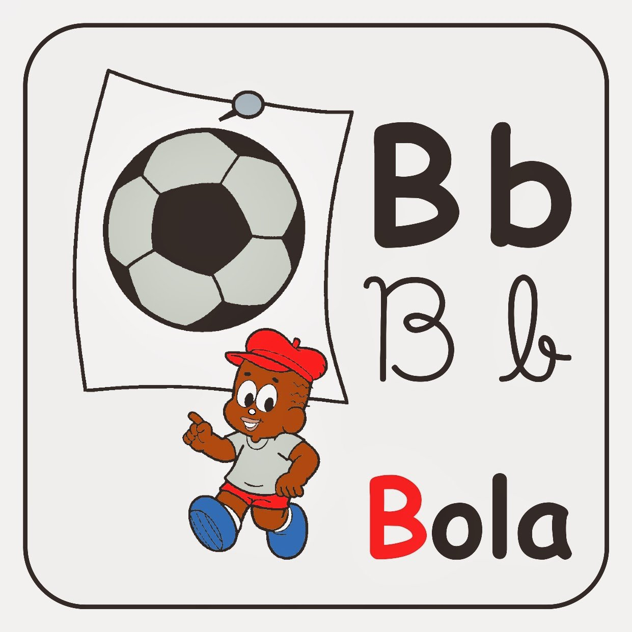 Blog Professor Zezinho   Alfabeto Para Imprimir