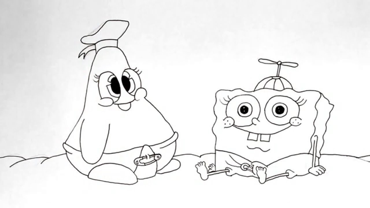 Bob Esponja CalÇa Quadrada Desenho Do Bob Esponja Bob Esponja