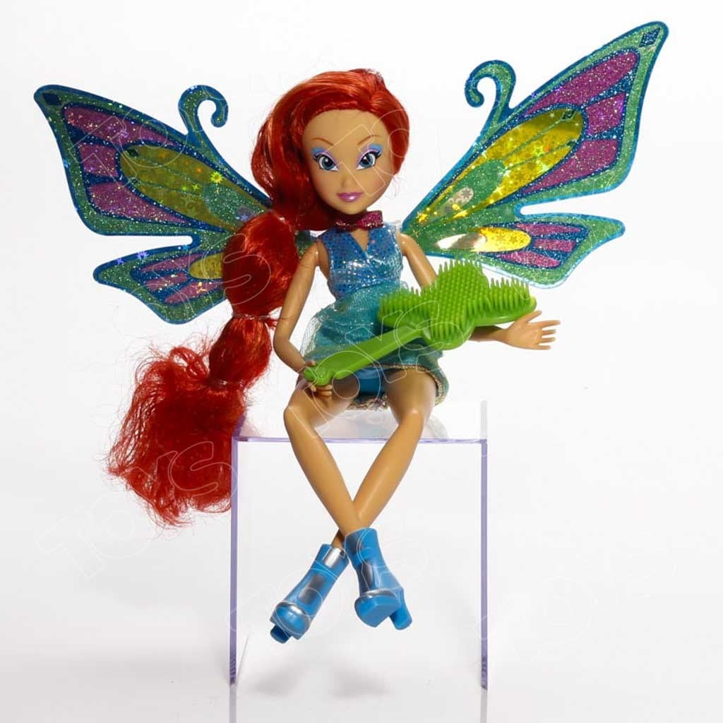 Boneca Bloom Winx Enchantix Fairy