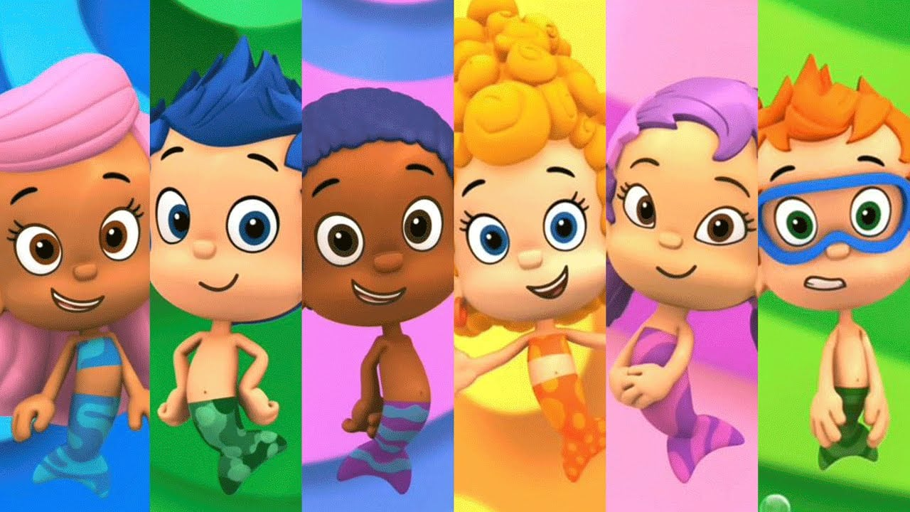 Bubble Guppies  Good Hair Day (full Episodes Bubble Guppies Game