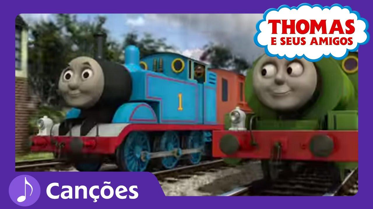 Cante Com Thomas E Seus Amigos  Música Do Thomas E Do Percy
