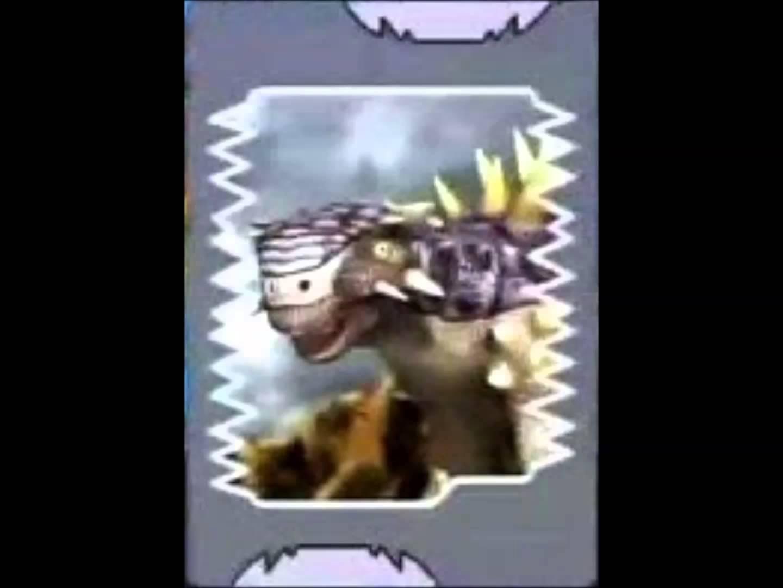 Cartoes Dinossauro Rei