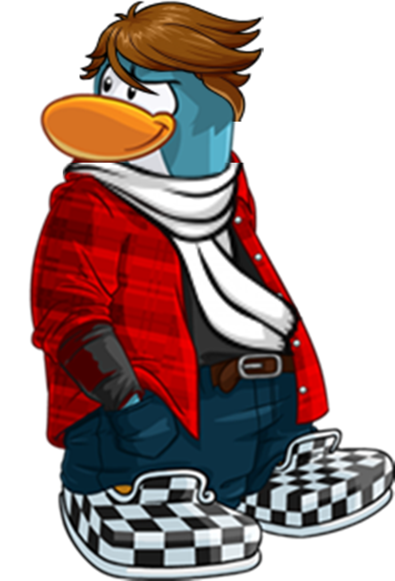 Club Penguin Alaska  Março 2013