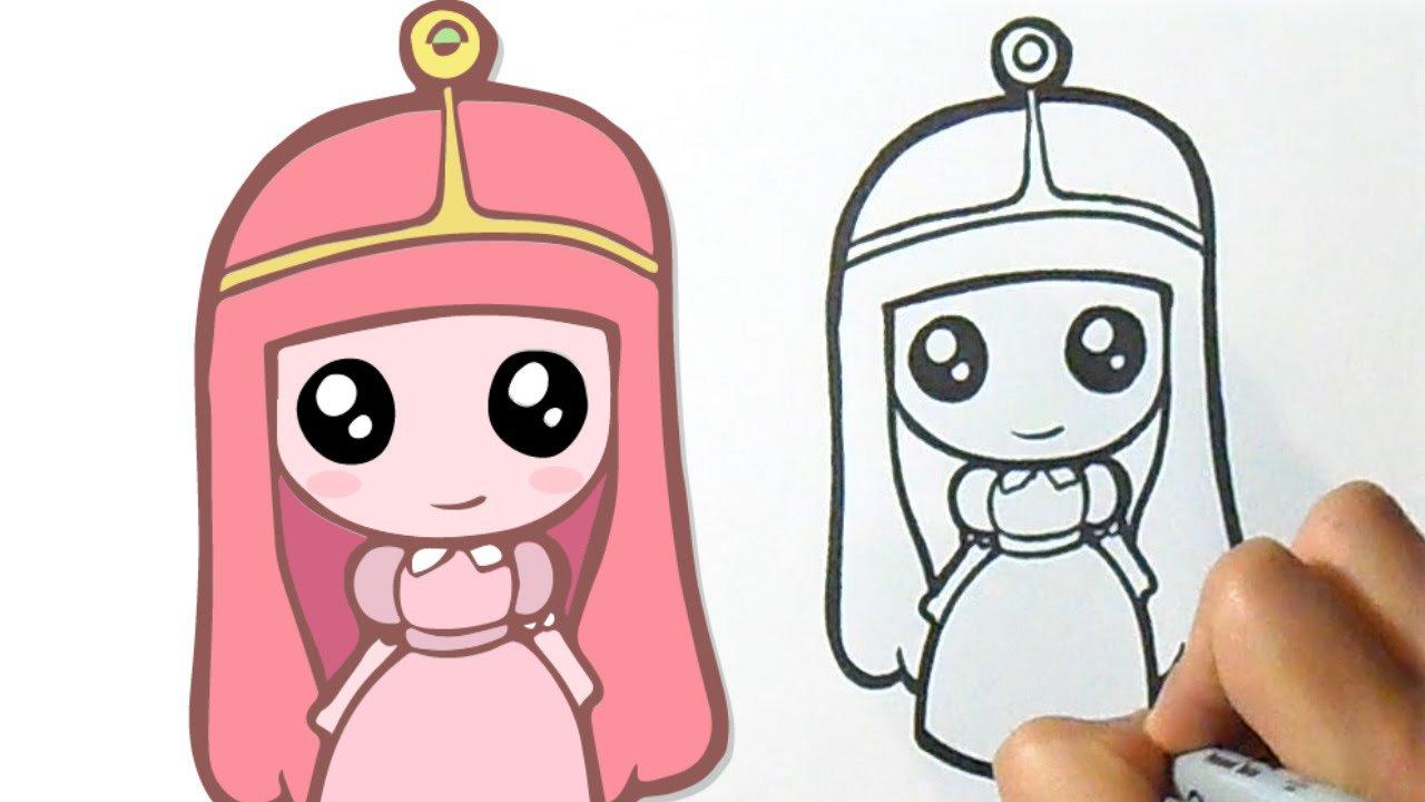 Como Desenhar Linda Princesa Jujuba