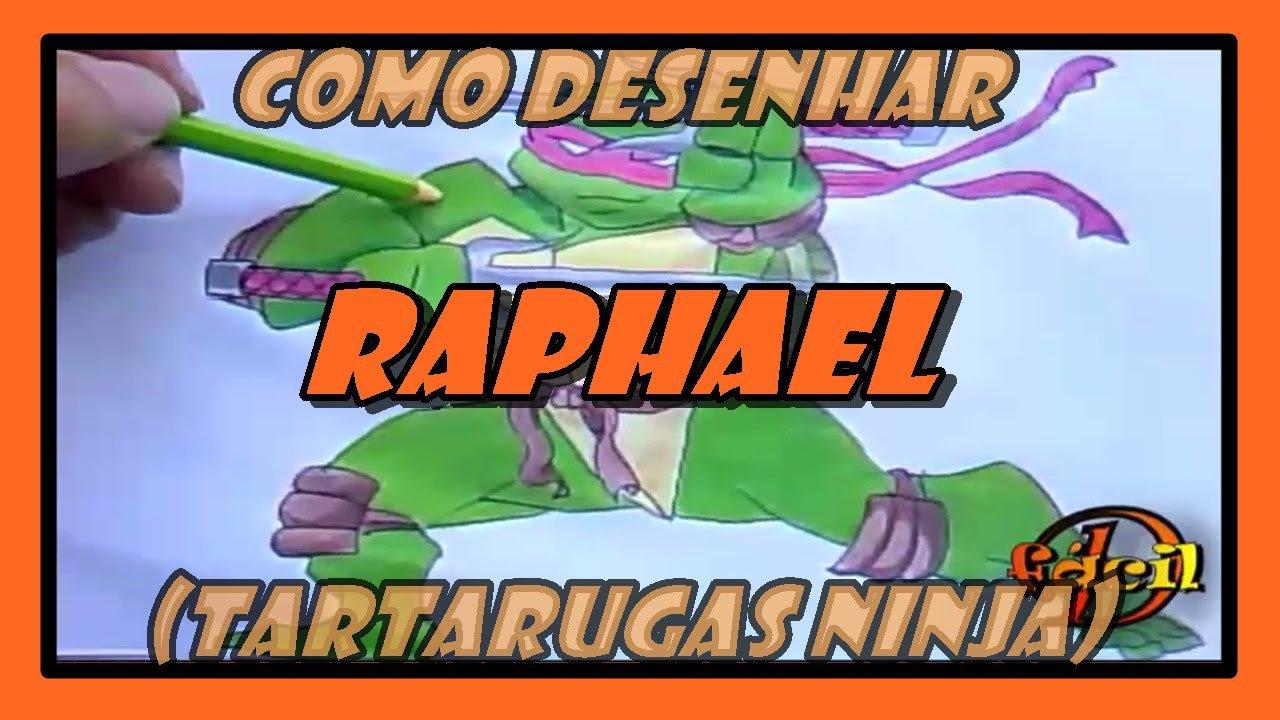 Como Desenhar Raphael