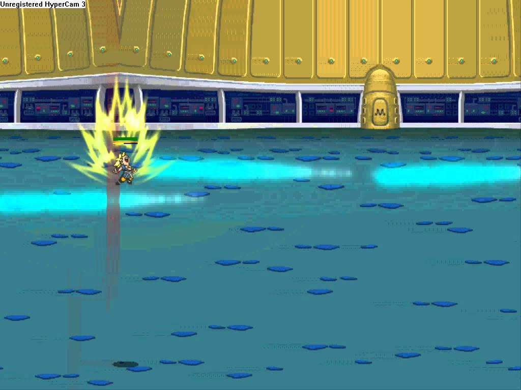 Deixando O Goku Ssj6 No Jogo Dragon Ball Z Budokai X Plus (part1