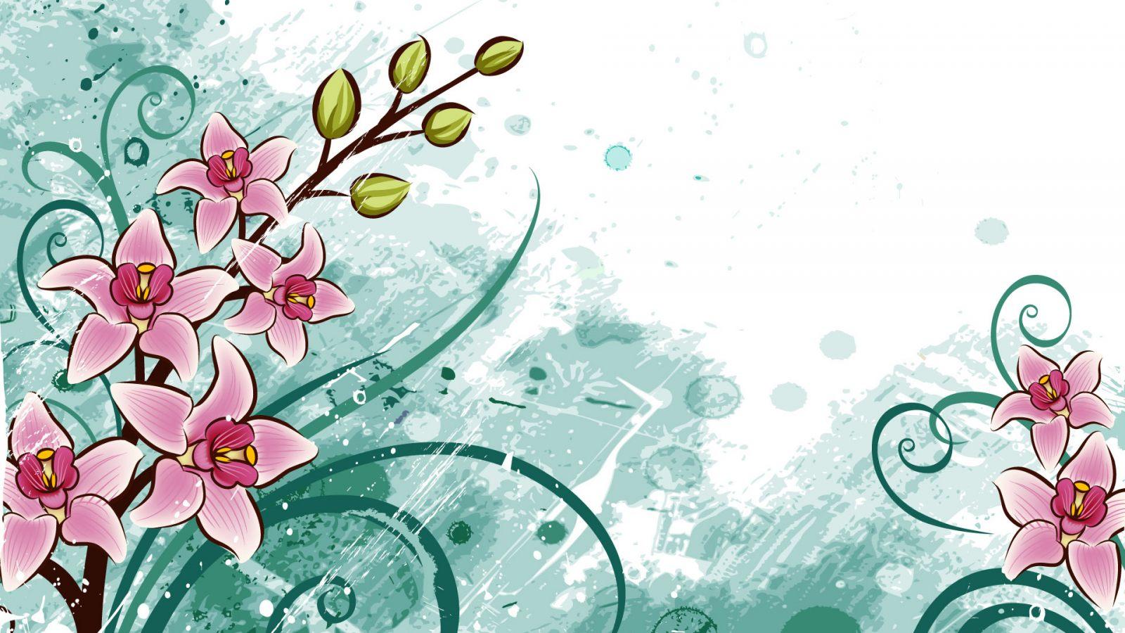 Desenho De Flores    Fotos E Imagens