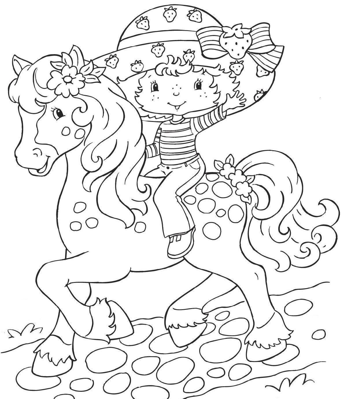 jogos de pintar cavalos