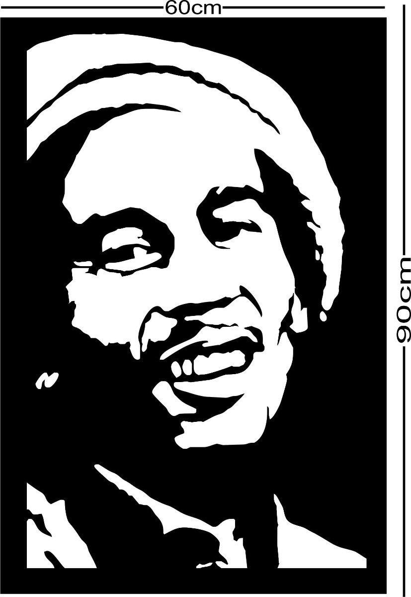 Desenho Do Bob Marley Para Colorir