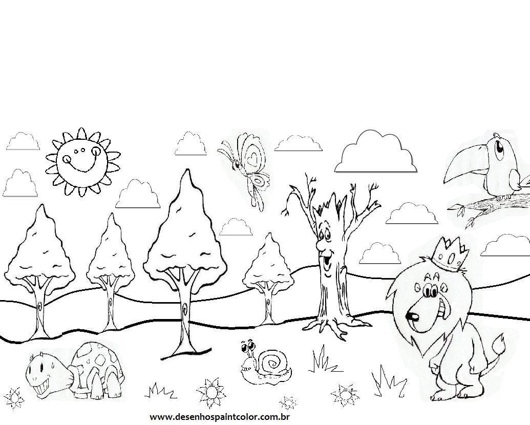 Desenho Floresta Related Keywords & Suggestions