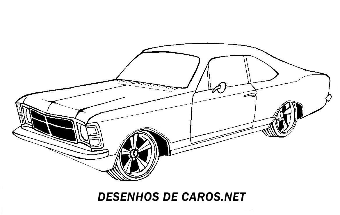 Desenhos De Carros Net