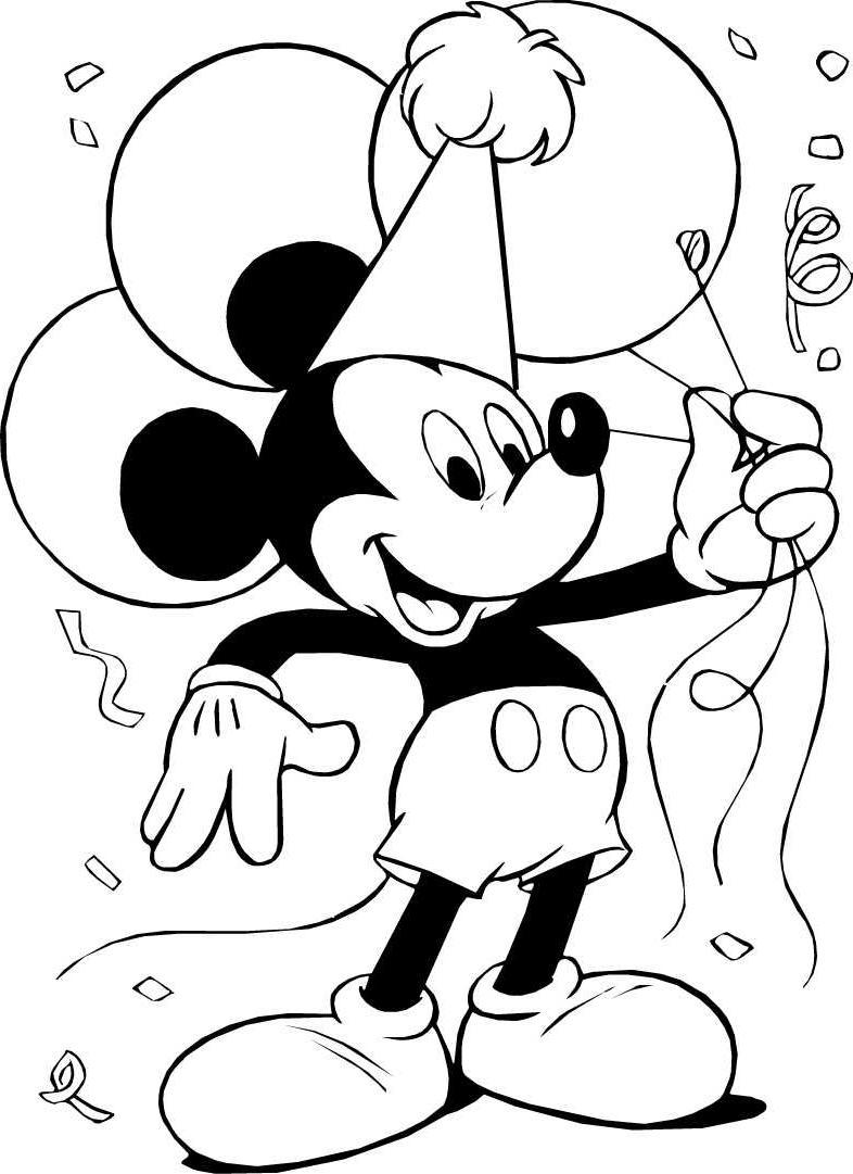 Desenhos De Feliz Ano Novo Para Colorir Free Coloring Pages