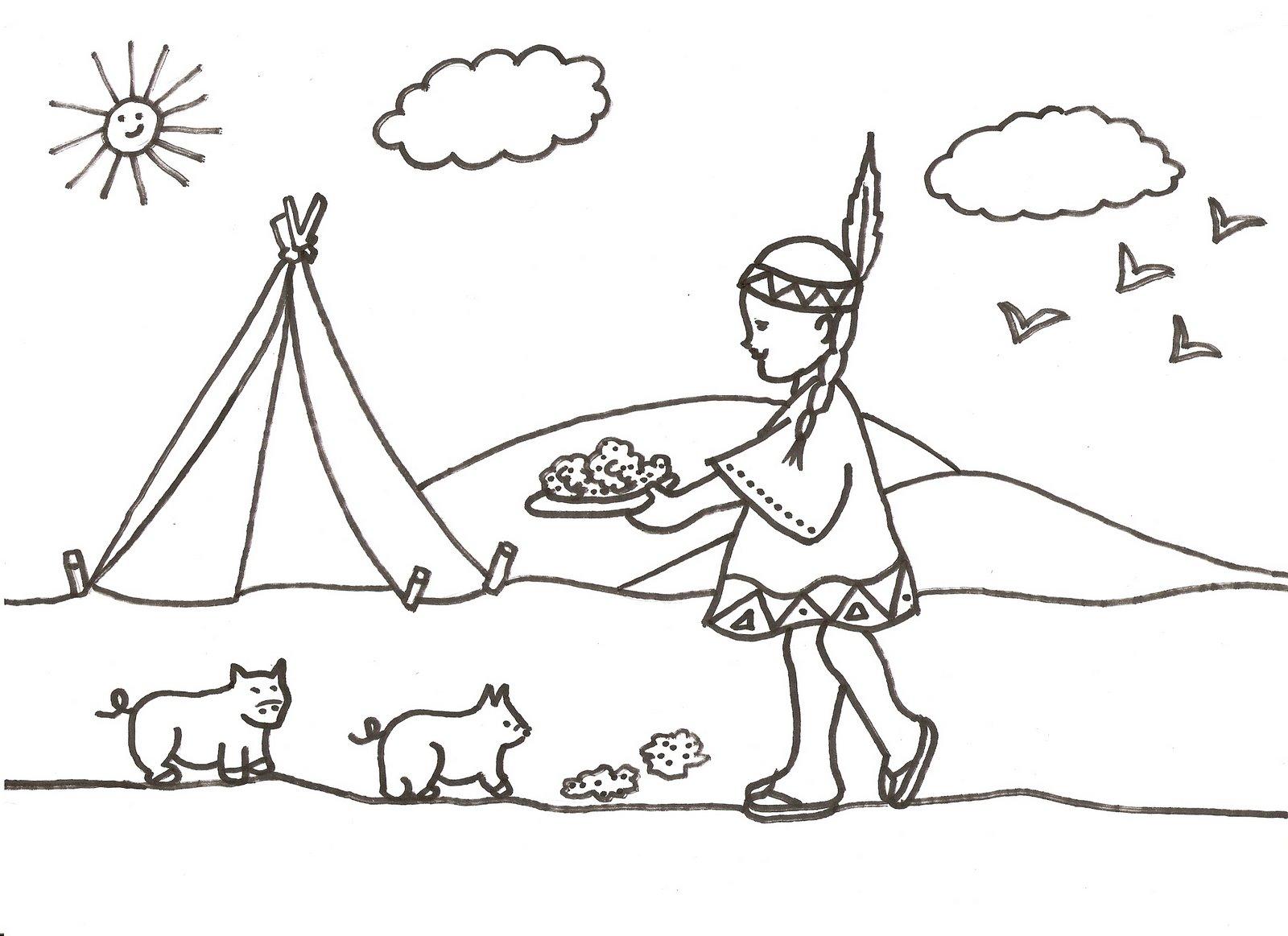 Desenhos De Paisagens Naturais [5]