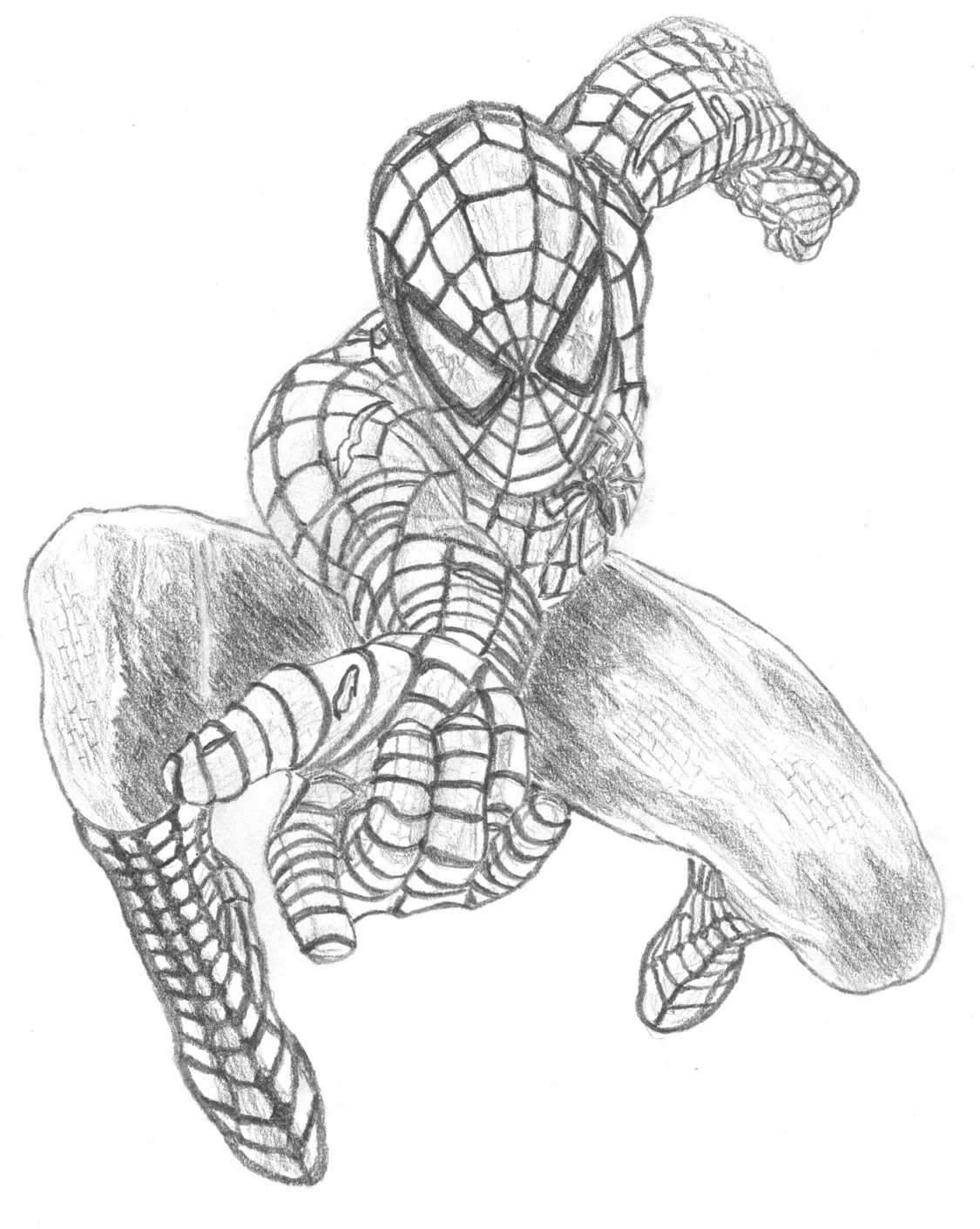 Desenhos Do Homem Aranha